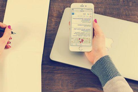 Être mobile et travailler, c'est possible grâce aux applications smartphone