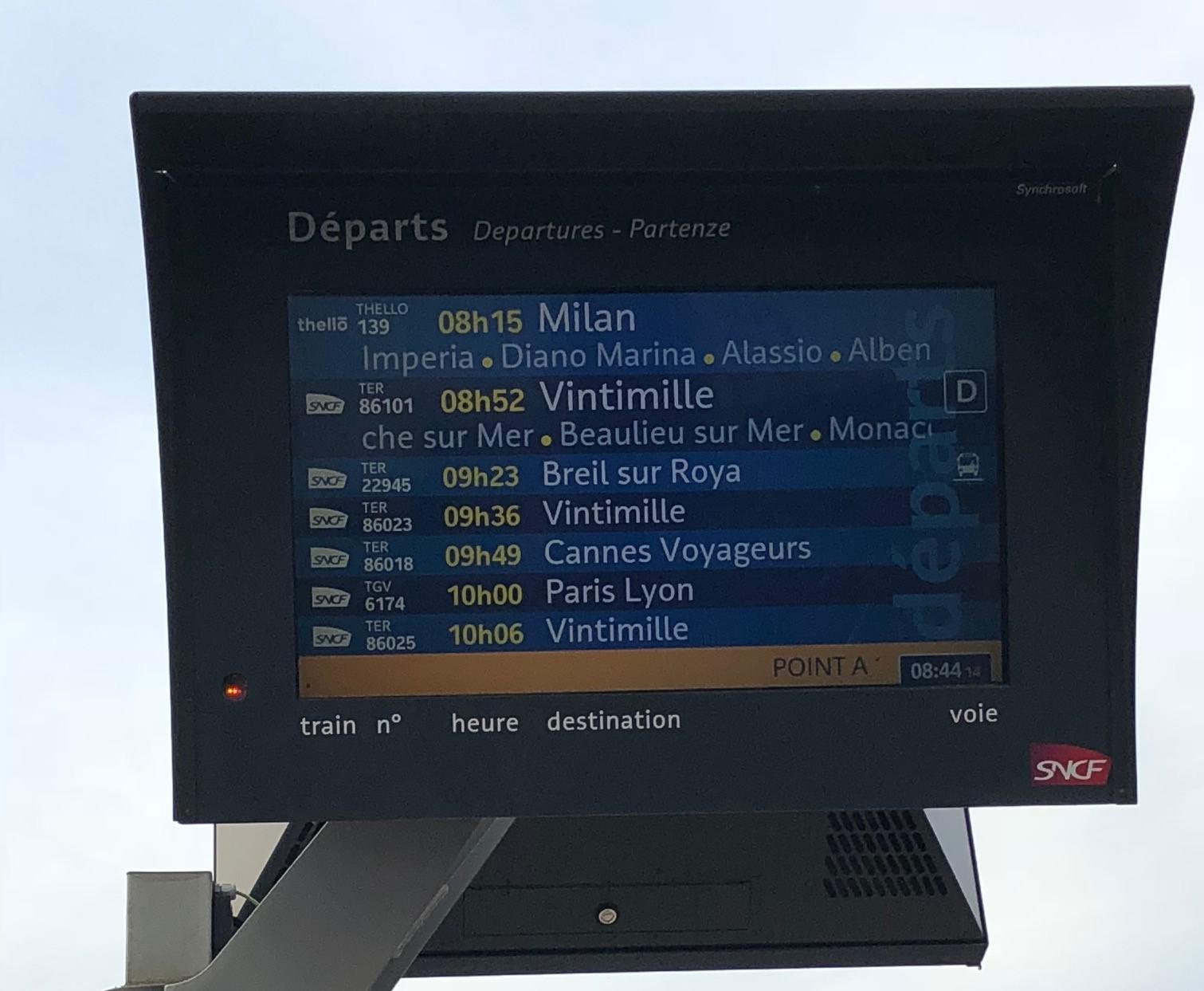 Grève SNCF : On troque le train par un autre moyen de transport